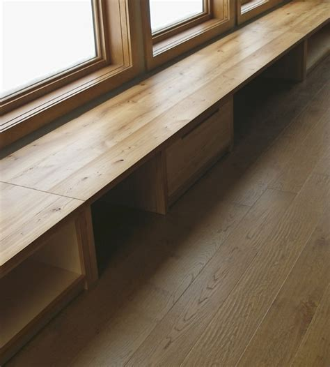 Kitchen Bench Seating Toronto Custom Made Reclaimed Built In Bench Window Seating