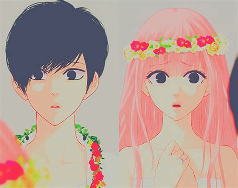 Vocaloid Facebook Image 1005570 By Korshun On Favim Com Anime Friends Boy And
