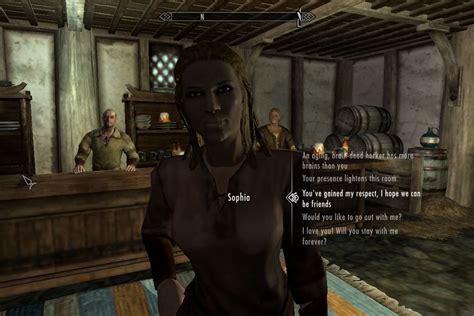 mod game new skyrim mod makes npc interactions much more flavorful