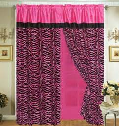 Pink And Black Curtains Inspiration Decohom Shop For Home Decor