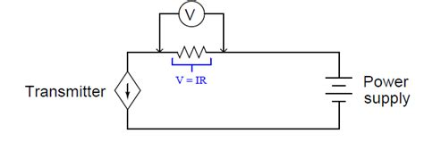 shunt resistor power calculation automation and instrumentation using shunt resistors to measure loop current