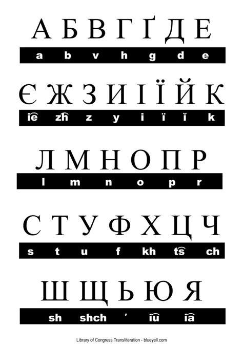 printable ukrainian alphabet ukrainian prints and posters free to download and print
