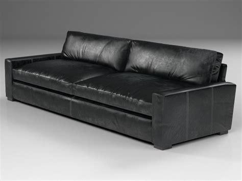 restoration hardware maxwell leather sofa 10 maxwell leather sofa 3d model restoration hardware