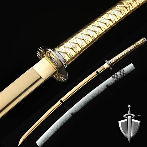 Handmade Japanese Swords - auway katana handmade samurai sword amazing samurai swords