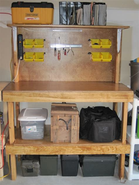 reloading bench photos hubby s reloading bench stuff i ve made pinterest