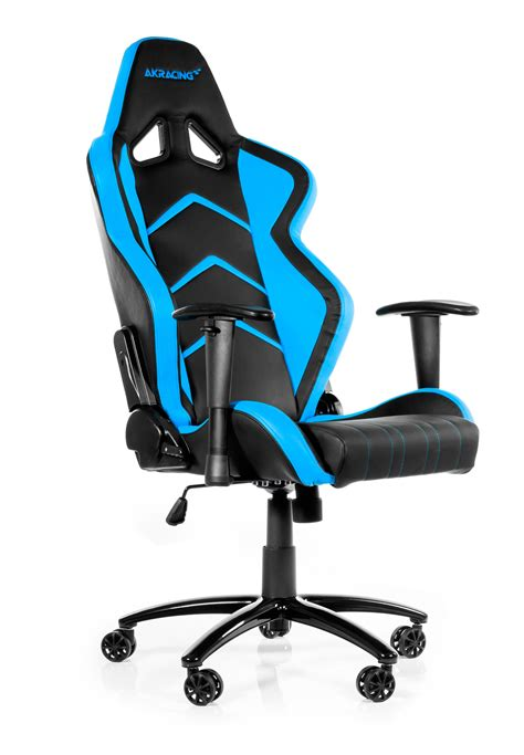pc gaming couch akracing player gaming chair blue