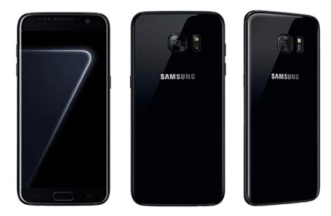 Samsung S7 Hari Ini Samsung Galaxy S7 Edge Dengan Pilihan Warna Black Pearl