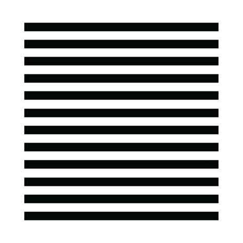 Horizontal Stripes Black black horizontal stripes stripes lines t shirt teepublic