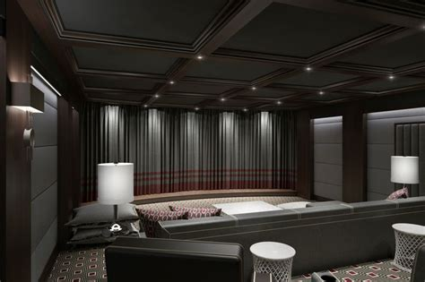 Home Theatre Interiors 152 Best Images About Home Theater Media Room Ideas On