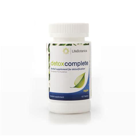 Complete Detox Plan by Detox Complete