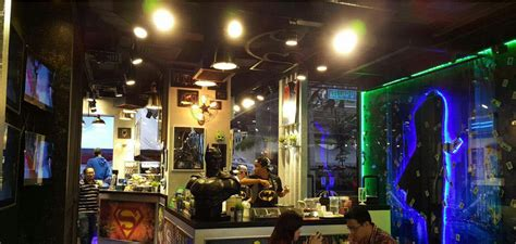 Jt To Open Third Restaurant by Dc Comics Restaurants Playful Ventures