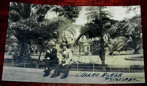 fotos antiguas usa antigua foto postal del callao peru plaza pri comprar
