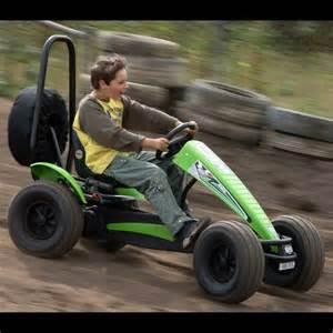 Go Karts X Plorer X Treme Child Green Pedal Go Kart