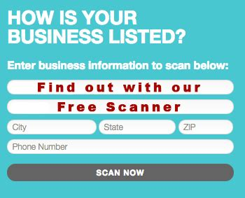 howto get your business listed on local search engines townsquare interactive