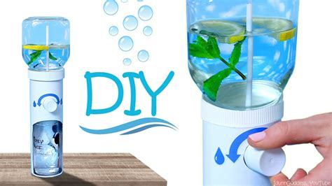 desk water how to make working water dispenser diy desk water
