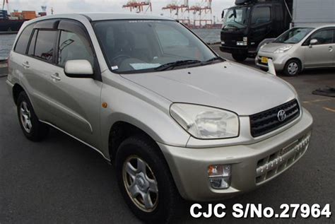 2001 Toyota Rav4 For Sale 2001 Toyota Rav4 Beige For Sale Stock No 27964