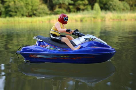 speed boat jet ski racing rc jet ski wave jumper vf1200 radio remote control speed