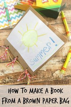 How To Make A Paper Lunch Bag - 1000 images about cool things for the on