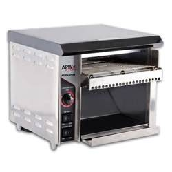 Conveyor Toaster 120v Apw Wyott At Express Conveyor Toaster With 1 1 2