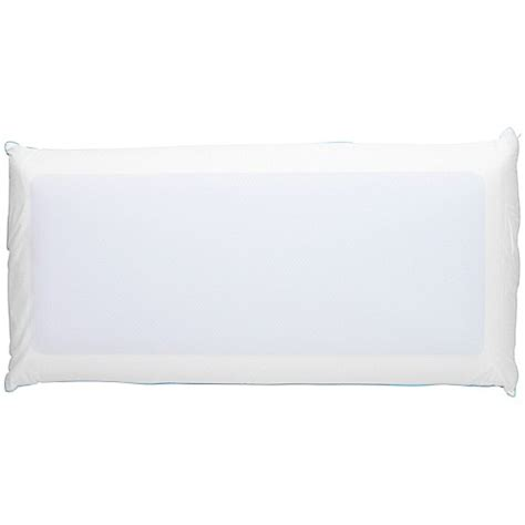 bed bath beyond tempurpedic pillow tempur pedic 174 tempur cloud breeze dual cooling pillow