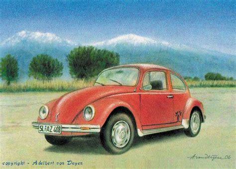 Auto Gemalt by Fotos Ansichtskarten Sowie Gru 223 Karten Und E Cards Aus