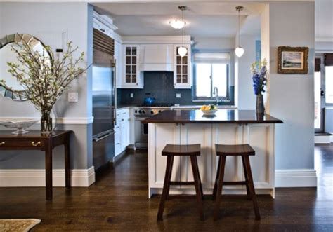 Kitchen Design Themes how to design a house around white cabinetry and black