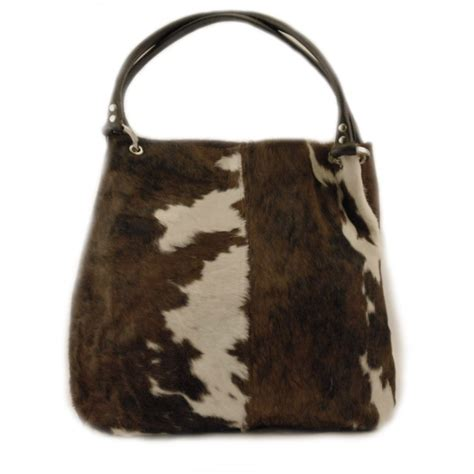 Cowhide Handbag - cow hide handbag