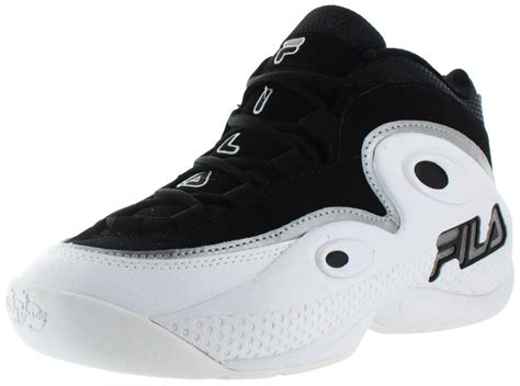 fila basketball shoes grant hill fila grant hill 97 mens retro basketball sneakers shoes