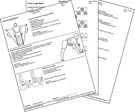 physical therapy home exercise programs scarletjcoppel