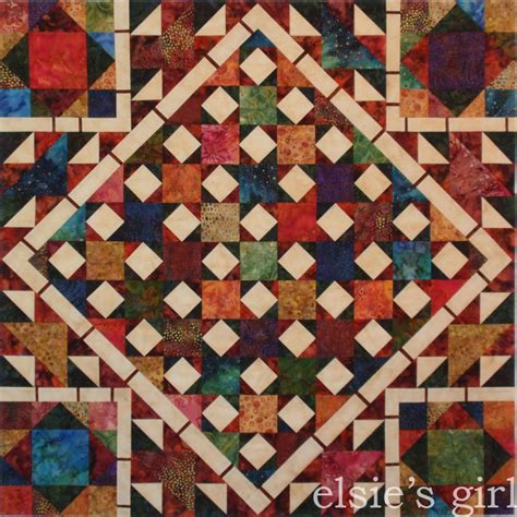 Italian Quilting by Elsie S Italian Tiles And Dessert