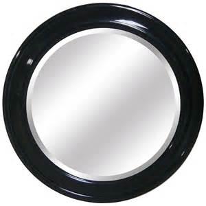 circular bathroom mirrors yosemite home decor ymw003g black framed bathroom