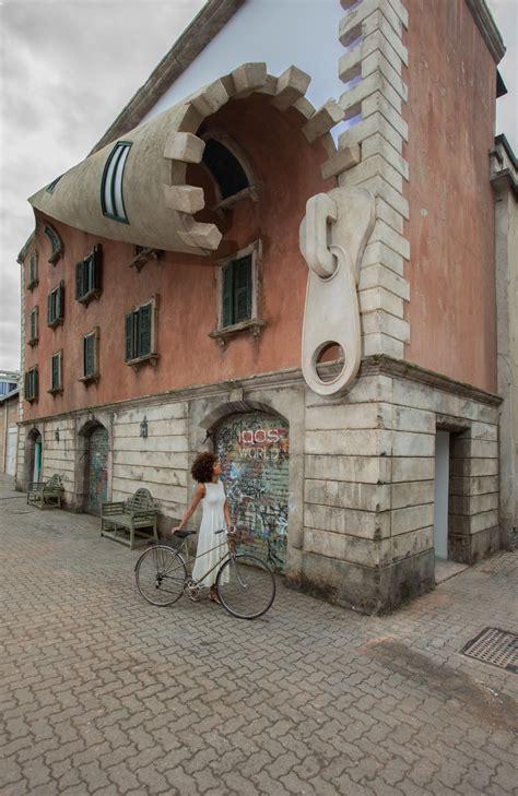 alex chinneck  milan design week  streetartnews streetartnews