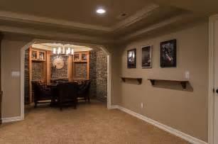 Finishing Basement Ideas fresh elegant bar basement finishing ideas 12719