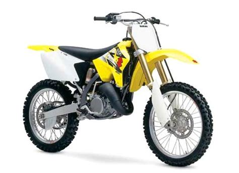 2002 Suzuki Rm 125 2002 Rm 125 A Year Moto Related Motocross Forums