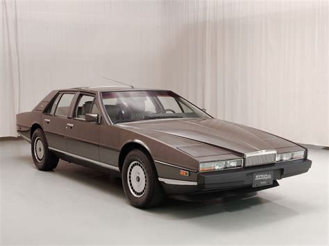 aston martin sedan 1980 1985 aston martin lagonda information and photos momentcar