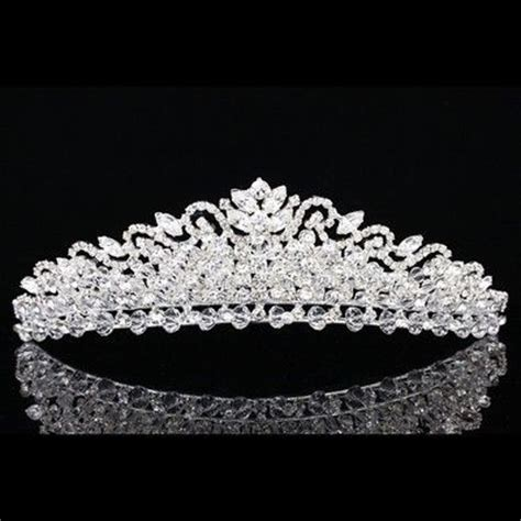 wedding tiaras and crowns wedding crowns the wedding pin