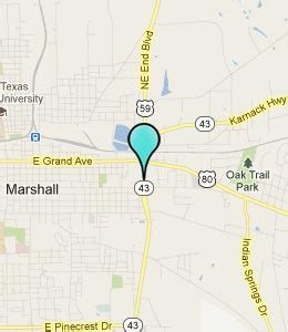 map of marshall texas marshall tx hotels motels see all discounts