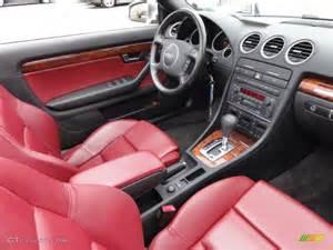 interior 2005 audi a4 3 0 quattro cabriolet photo
