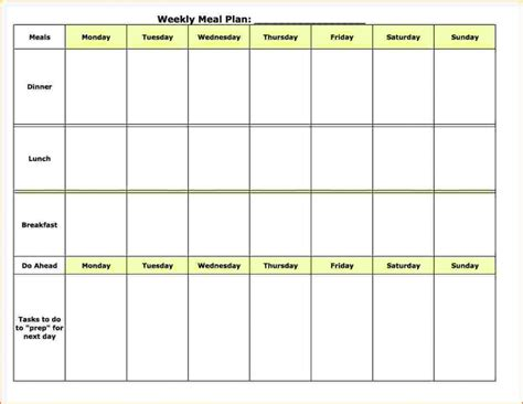 Editable Cleaning Schedule Template Template Business Editable Schedule Template