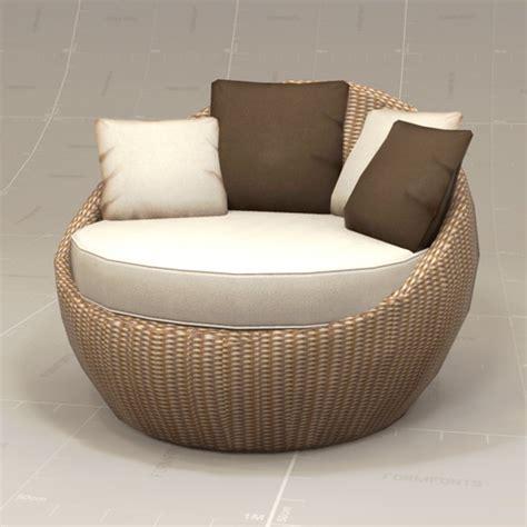 bobble 3d model seychelles outdoor chair 3d model formfonts 3d