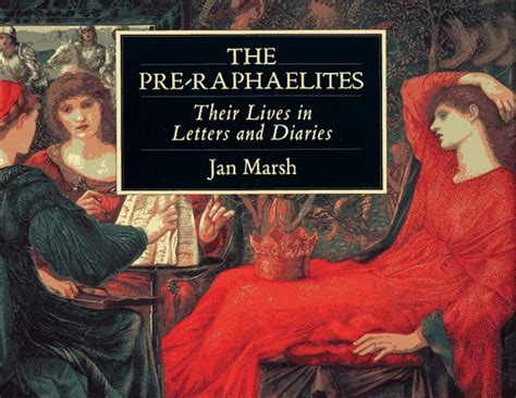 libro the pre raphaelites their lives jan marsh author profile news books and speaking inquiries