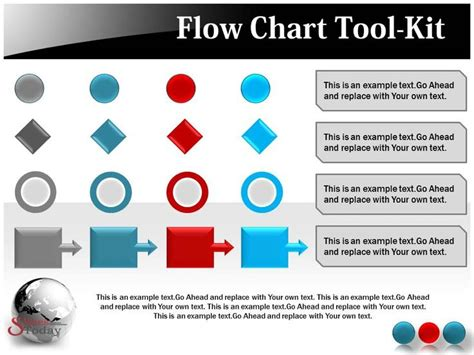 10 Best Flowchart Powerpoint Template Images On Pinterest Flowchart Template And Role Models Ppt Flowchart Template