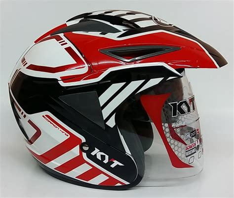 Helm Kyt Scorpion King jual kyt scorpion king seri 7 half helmet black