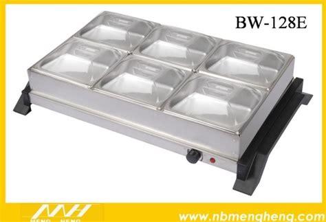 china electric hot tray buffet server bw 128e china