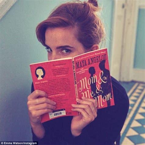 emma watson reading emma watson shines in events to promote reading and beauty