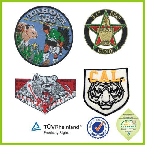 Patch Rubber Logo Nu Nahdlatul Ulama lively vis borduurwerk patch custom iron patch logo etiketten voor kleding product id