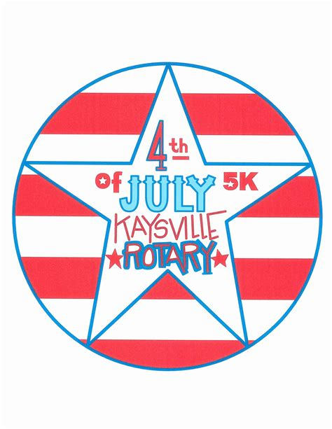 To 5k Reviews by Kaysville Rotary 4th Of July 5k Reviews Race Information