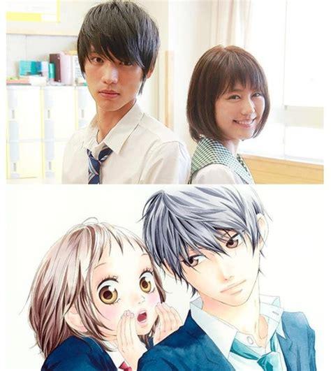 my stories sinopsis movie film strobe edge movie jepang japanese romantic cinema shojo manga style part 2