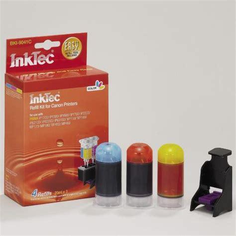 Tinta Canon 831 Color bki9041c recarga para cartuchos canon de color inktec