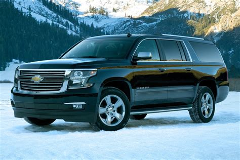 chevrolet suburban used 2016 chevrolet suburban suv pricing for sale edmunds